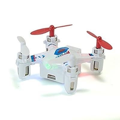 Micro Quadcopter White