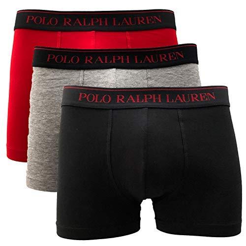 Polo Ralph Lauren 3 Pack Classic Trunk Stretch Cotton (L, Multi (022))