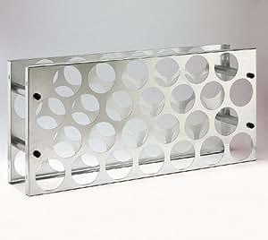 weinregal weinmodul wein regal f r 26 flaschen liegend verzinkt 90x38x19cm. Black Bedroom Furniture Sets. Home Design Ideas