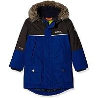 Regatta Kids Paxton Parka Waterproof Insulated Jackets