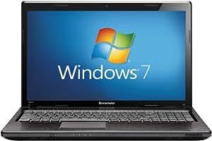 Lenovo G570 15.6 inch Laptop - Black (Intel Core i5 2450M 2.5GHz, 6GB RAM, 750GB HDD, DVDRW, LAN, WLAN, Webcam, Windows 7 Home Premium 64-Bit)