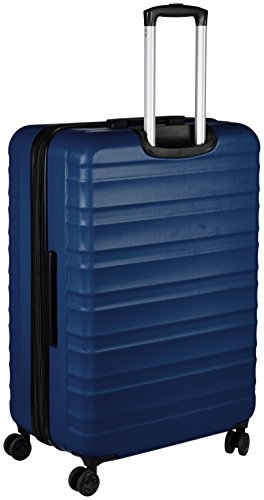 AmazonBasics Hartschalen-Trolley - 3-teiliges Set (56 cm, 69 cm, 79 cm), Marineblau - 2