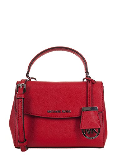 Michael Kors Ava, Sacs bandoulière Red (Bright Red)
