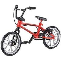OHQ Decor Mini Mountain Bike Model Toys ,For 1/10 Traxxas Axial Tamiya RC Crawler