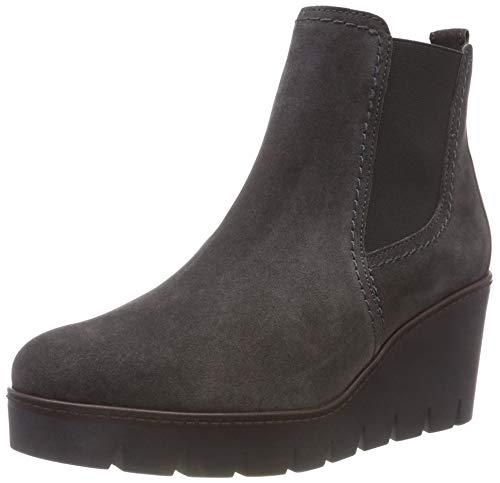 Gabor Shoes Damen Jollys Stiefeletten, Grau (Pepper (Cognac) 19), 43 EU