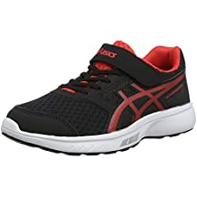 5b74ea70c Amazon.es  zapatillas asics niño velcro