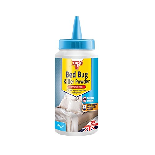 Zero In Bed Bug Powder tueur 160g