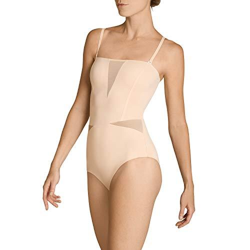 ITEM m6 - Shape MESH Body Damen   beige   S   Shapewear Body