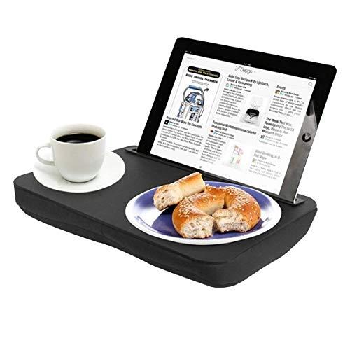Eurowebb Plateau Coussin avec Support Tablette et Repas