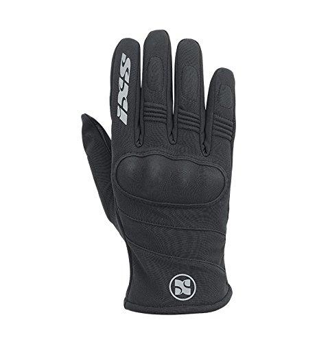 IXS Glove Gara Black M