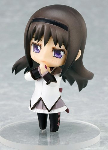 Nendoroid Petit Magical Girl Madoka Magica - Akemi...