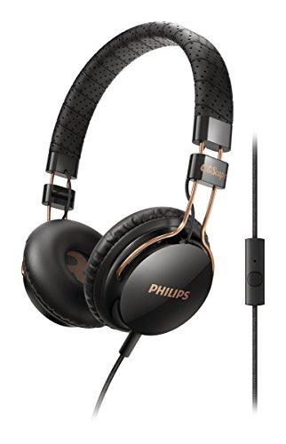 Philips citiscape fixie shl5505bk/00 auricolare per telefono cellulare stereofonico padiglione auricolare nero cablato