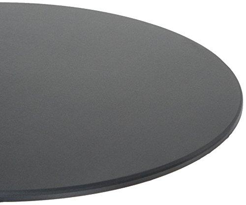 Stern 454820 Housse de protection pour table de jardin, gris uni, 138 x 138 x 5 cm, 0,9 kg