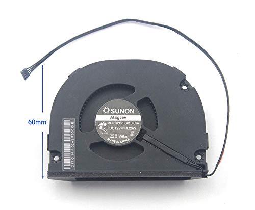 KENAN Laptop CPU Cooling Fan for Apple Airport