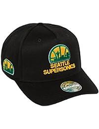 Mitchell   Ness Cappellino 110 Supersonics NBA cap baseball berretto 94a12e3cb5e6