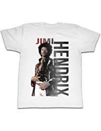 Jimi Hendrix - - T-shirt James hommes