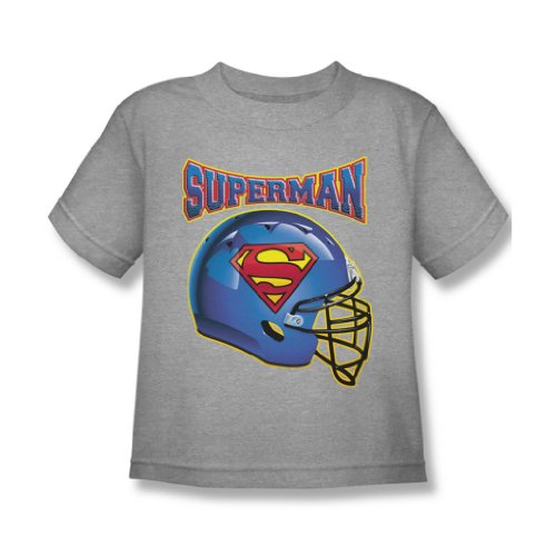 Superman - Helm Juvy T-Shirt in Heather, Large (7), Heather (T-shirt Juvy Heather)