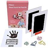 PChero Hand-Touch Baby Handabdruck Fußabdruck Stempelkissen Kit perfekt für Familie Andenken Baby Geschenk