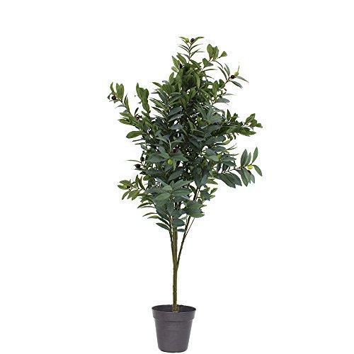 artfleur – künstlicher Olivenbaum 145cm Kunstpflanze Dekobaum