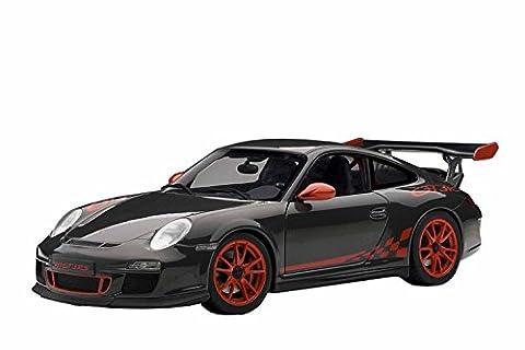 Autoart - 78141 - Véhicule Miniature - Modèle À L'échelle - Porsche 911/997 Gt3 Rs 3.8l - 2010 - Echelle