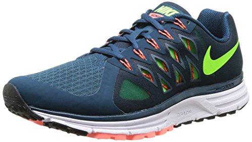 Nike Zoom Vomero 9 Scarpe da Corsa, Blu/Nero, 43