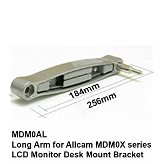 Allcam Long Arm MDM04 MDM05 and MDM06 series LCD Monitor Desk Mount Bracket