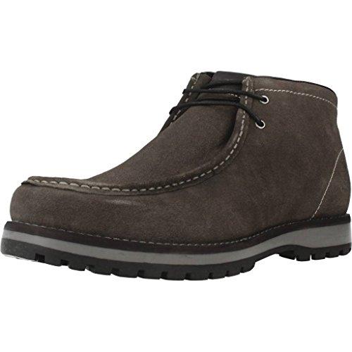 Marchio boots Ankle Il Grigio Lumberjack romanzo Stivali Boscaiolo Modello A4qwdqE