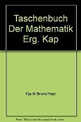Taschenbuch der Mathematik. Ergänzende Kapitel zu Bronstein - Semendjajew