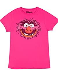 8tees - Muppets Animal Face T-Shirt