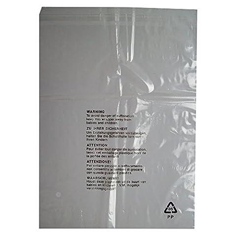 100transparent Kunststoff selbst Dichtung Garment Kleidung Retail Verpackung Taschen mit