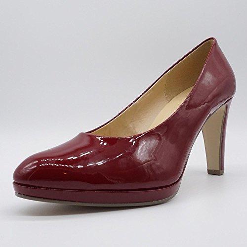 Gabor Shoes Fashion, Escarpins Femme Cerise