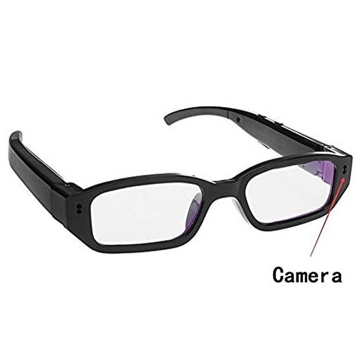 af1ee6813d Mofek 8GB 1920x1080P HD Hidden Camera Sport Video Spy Glasses Mini ...