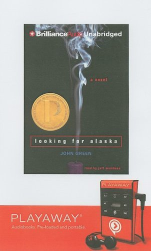 Buchseite und Rezensionen zu 'Looking for Alaska [With Headphones] (Playaway Young Adult)' von John Green