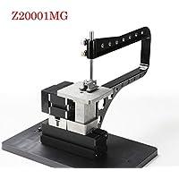 Mini cortadora del rompecabezas del metal 24W con el brazo del arco para la madera del corte del rompecabezas