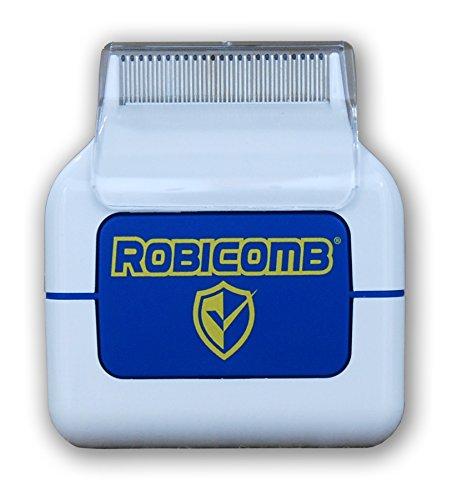 LiceGuard RobiComb - Peine electrónico piojos