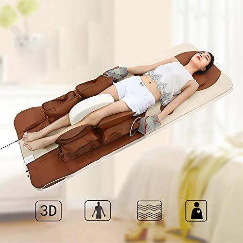 Juup Deluxe Massagesessel 3D-Raumtherapiebett Massage Mit Luftwellen Ganzkörper-Druckmassage Eine Vielzahl Von Massagemodi Zur Auswahl