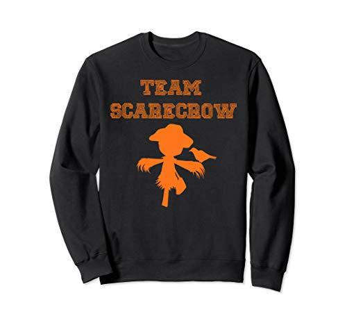 Team Scarecrow Shirt-Halloween-Kostüm-Pullover - Scarecrow Kostüm Mädchen