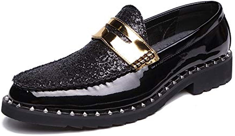 Xujw-scarpe, 2018 Scarpe Stringate Basse Scarpe Casual da da da Uomo di Oxford, Cuciture in Metallo Antiscivolo e Cuciture... | Online Shop  | Scolaro/Ragazze Scarpa  cd1fef