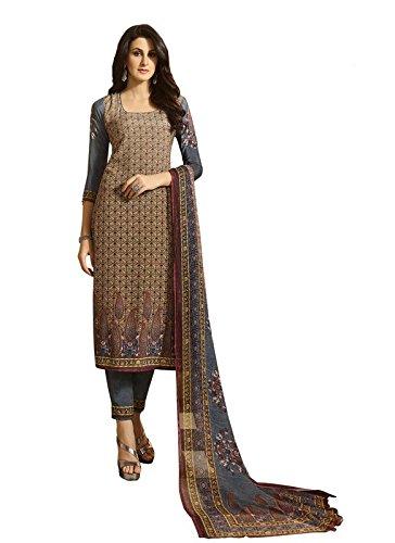 Dreamlady Women's Latest Designer Salwar suit Multi colour Party Wear New Collection...