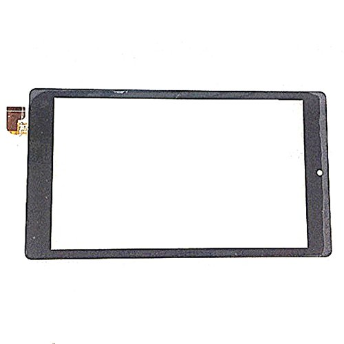 "EUTOPING ® Schwarz Farbe 7 Zoll Touchscreen - digitizer Alternative für 7"" Alcatel OneTouch Pixi 4 8063 WiFi"