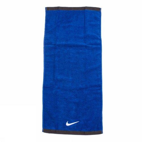 Nike FUNDAMENTAL Towel Handtuch blau/Schwarz 35 x 80 cm