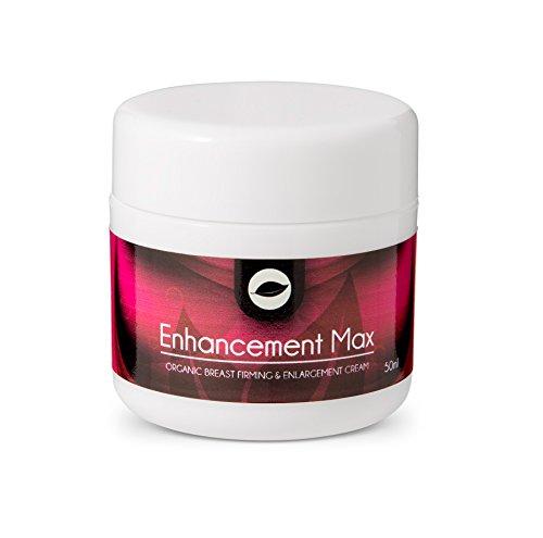 Enhancement Max Brust Straffung und Vergrösserung Creme - 30 Tage Breast Firming Cream - Fuller, festere Büste - FAST - UK Hergestellt aus...