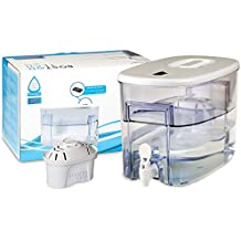 Boston Tech Fresia, dispensador de Agua Filtrada Compatible con filtros Brita Maxtra 9 litros.