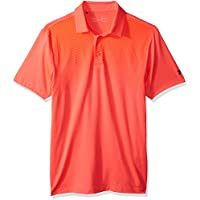 Under Armour UA Playoff Polo, Hombre, Neon Coral (993), M