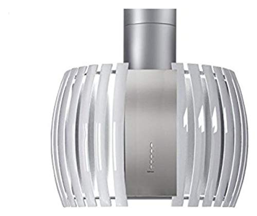 Falmec Prestige 800 m³/h Îlot Acier inoxydable, Blanc - Hottes (800 m³/h, 52 dB, 60 dB, 67 dB, 60 cm, 60 cm)