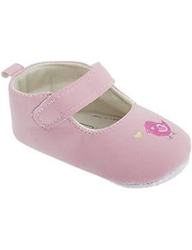 Baby Mädchen Schuhe / Mary-Jane-Schuhe mit Vogeldesign