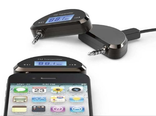 TeckNet® Universal FM Transmitter für im Kompaktbereich