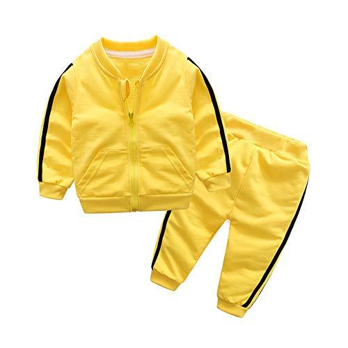877ee024e Yahoo Ropa para niños Conjuntos de Ropa para bebés niño Mangas ...