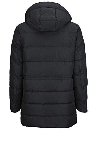 Geox Herren Parka Man Jacket, Dark Navy