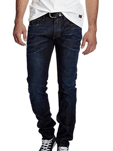 Replay - Pantalon - Slim Homme Bleu - Bleu